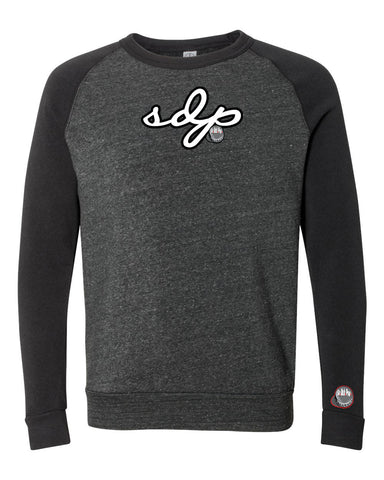 SoDuhPop Signature Crew Sweater (Black)