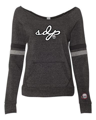 SDP SIGNATURE Pocket Crewneck (Eco Black)