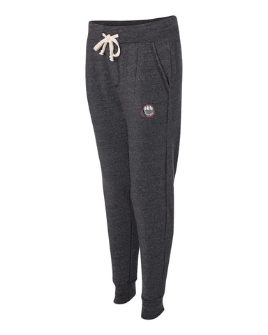 SoDuhPop Slimfit Women's Fleece Joggers (Eco Black)