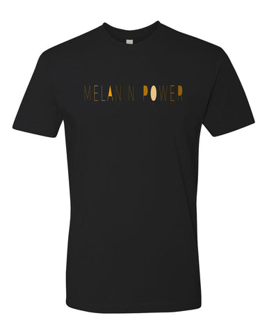 Melanin Power tee