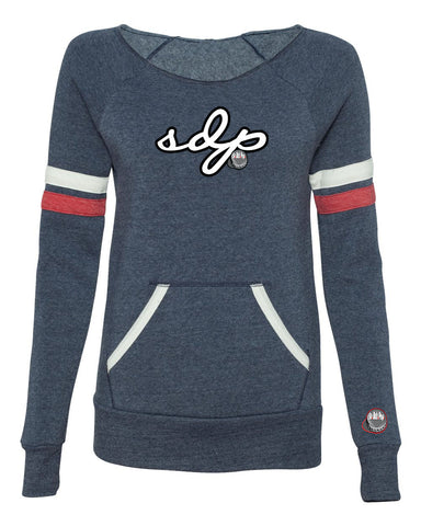 SDP SIGNATURE Pocket Crewneck (Eco Blue)
