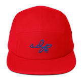 SDP Signature Five Panel Hat (Red)