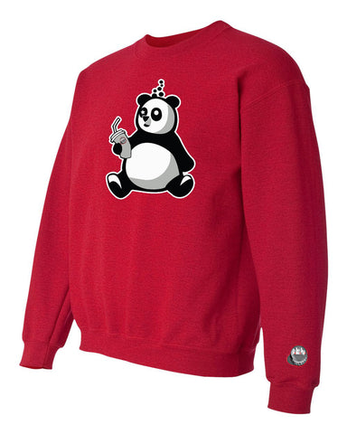 PanDuh Crewneck (Red)
