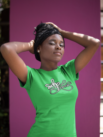 SDPLove Words Women's Tees