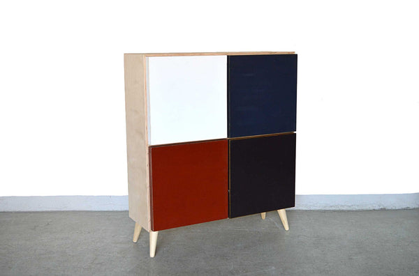 Mix & Match Credenza - 4 ante -MM07-  SCONTO 50%