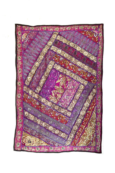 India Drappo Patchwork