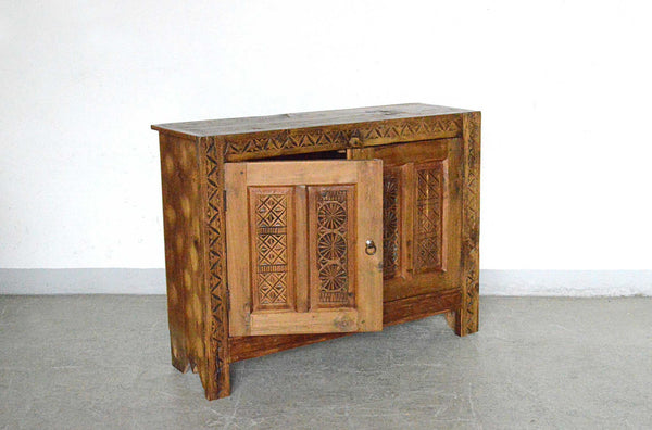 Credenza in Cedro Afghanistan - 2 ante