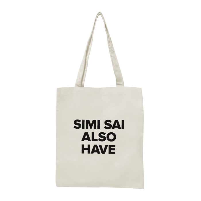simisai also have tote