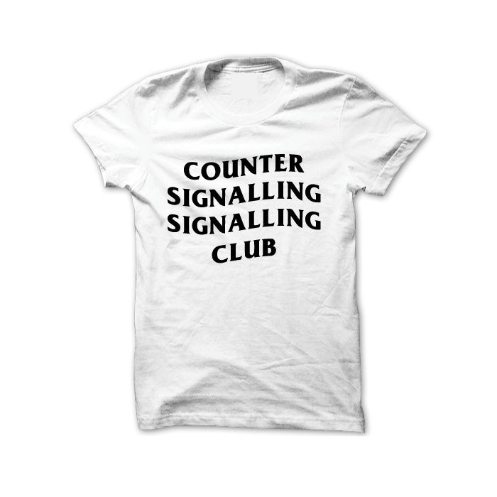 counter signalling signalling club