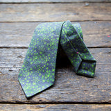 Fennel Tangle linen tie