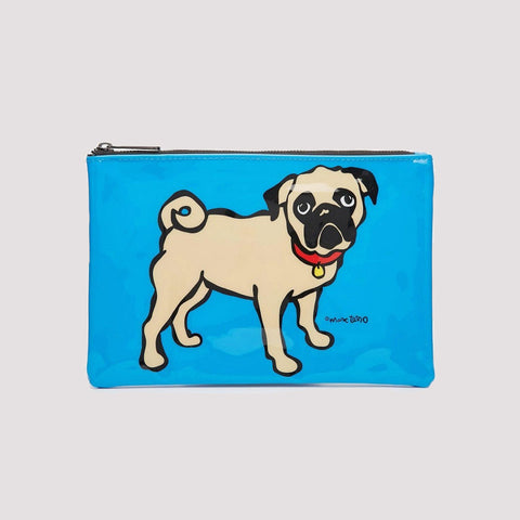 Pug Large Pouch