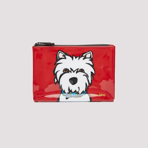 Westie Small Pouch