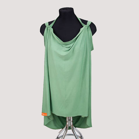 Nursing Scarf – Green