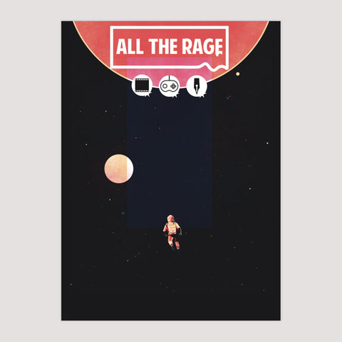 All The Rage – Issue 1