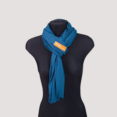 Nursing Scarf – Blue