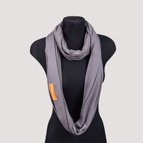 Nursing Scarf – Grey