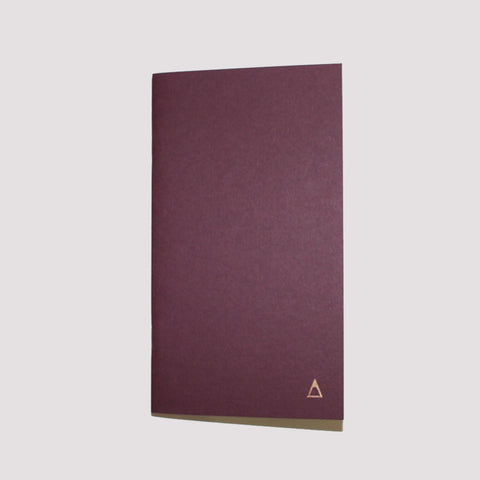 Signature Notebook – blank