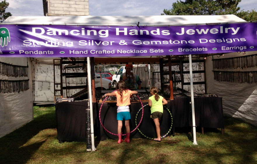 Dancing Hands Jewelry
