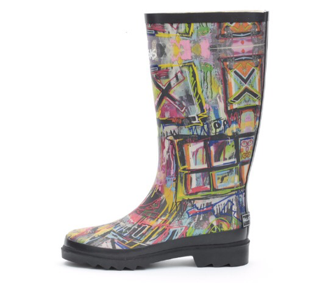 Not Kansas JPO Rain Boots - Hollenberg Bros.  - 1