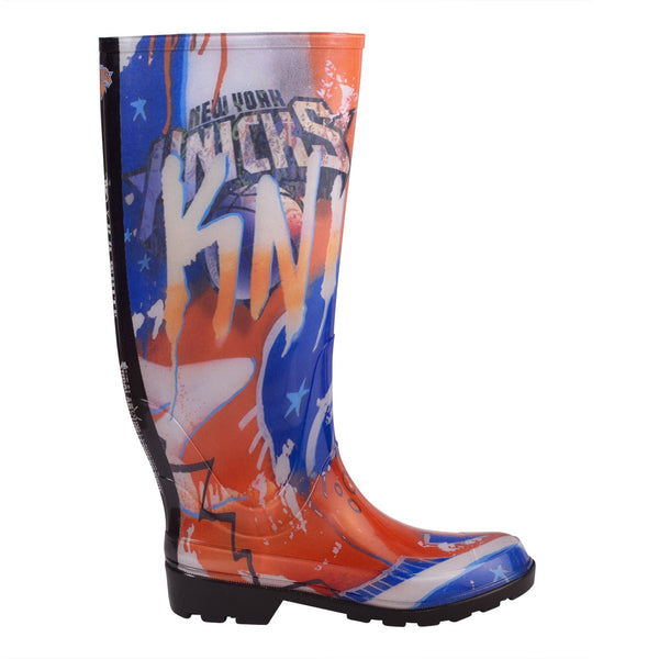 New York Knicks NBALAB  Women's Rain Boot