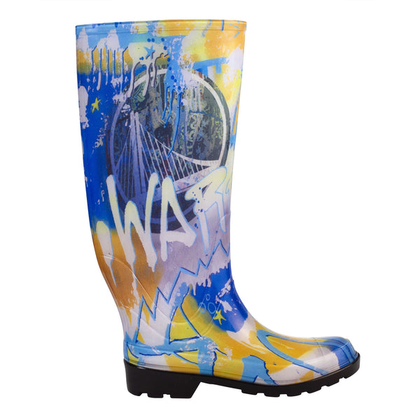 Golden State Warriors NBALAB  Women's Rain Boot