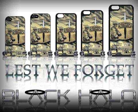 Royal Marines: Commando Apple iPhone Case 4-7 Plus Desert