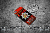 THE IRISH GUARDS COVER/CASE FOR APPLE IPHONE 4/4S IN SUPPORT OF HELP FOR HEROES - Black Halo Design  - 2