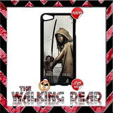 CHOICE OF THE WALKING DEAD CASE/COVER FOR APPLE IPOD TOUCH 5/5G/5TH GENERATION - Black Halo Design  - 9