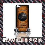★ GAME OF THRONES COVER/CASE FOR  APPLE IPOD TOUCH 5TH GENERATION 5/5G/GEN - Black Halo Design  - 2