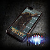 GUARDIANS OF THE GALAXY: GROOT ★ CASE/COVER FOR  APPLE IPHONE 4/4S/5/5S/5C/6/6 PLUS - Black Halo Design  - 1