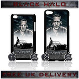 PAUL WALKER ★ CASE/COVER FOR  APPLE IPOD TOUCH 4/4G & 5/5G(FAST & FURIOUS) #3 - Black Halo Design  - 1