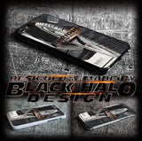 FAST AND FURIOUS 7 CASE/COVER FOR  APPLE IPHONE 4,4S,5,5S,5C,6 & 6 PLUS #1 - Black Halo Design  - 2