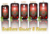 THE ROYAL ENGINEERS: POPPY CASE/COVER FOR SAMSUNG GALAXY S RANGE S3/S4/S5 (ARMY) - Black Halo Design  - 1
