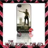 ★ THE WALKING DEAD ★ COVER/CASE FOR APPLE IPHONE 4/4S - Black Halo Design  - 9