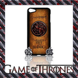 ★ GAME OF THRONES COVER/CASE FOR  APPLE IPOD TOUCH 5TH GENERATION 5/5G/GEN - Black Halo Design  - 6