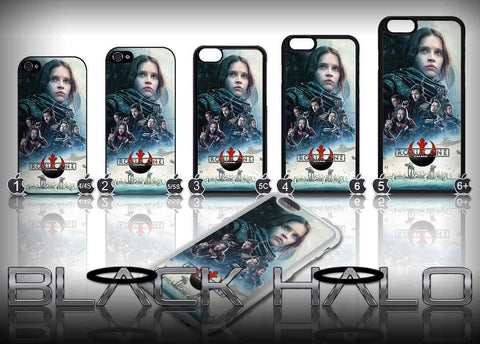Star Wars: Rogue One Apple iPhone Case 4-7 Plus #StarWars