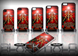 Royal Pioneer Corps: Poppy Sunset Design Case for Choice of iPhone Models