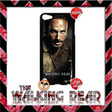 CHOICE OF THE WALKING DEAD CASE/COVER FOR APPLE IPOD TOUCH 5/5G/5TH GENERATION - Black Halo Design  - 7