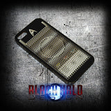 (NEW) STAR TREK COMMUNICATOR ★ CASE/COVER FOR  APPLE IPHONE 4,4S,5,5S,5C,6 & 6 PLUS - Black Halo Design  - 4