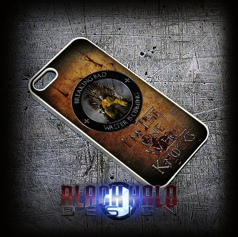 (NEW) BREAKING BAD: GAME OF THRONES CROSSOVER: WALTER IS COMING ★ CASE/COVER FOR  APPLE IPHONE 4/4S/5/5S/5C (TONIC WINE) - Black Halo Design