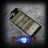 (NEW) STAR TREK COMMUNICATOR ★ CASE/COVER FOR  APPLE IPHONE 4,4S,5,5S,5C,6 & 6 PLUS - Black Halo Design  - 3