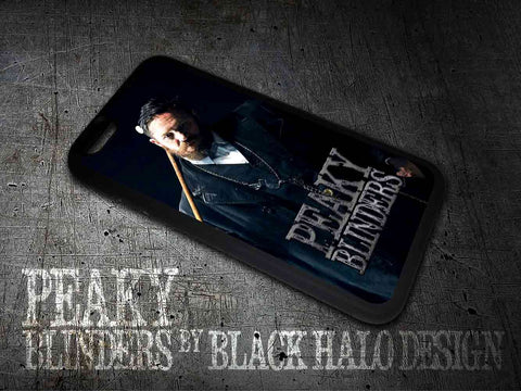 Peaky Blinders: Alfie Solomons (Tom Hardy) Case/Cover for choice of Apple iPhone 4-6s Plus