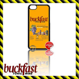 NEW ★ BUCKFAST ★ CASE/COVER FOR APPLE IPHONE 4/4S/5/5S/5C (BUCKY/TONIC WINE) - Black Halo Design  - 2