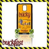 ★ BUCKFAST ★ COVER/CASE FOR SAMSUNG GALAXY S5/SV/I9600 (TONIC WINE) - Black Halo Design  - 3