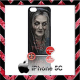 GAME OF THRONES LADY STONEHEART CASE/COVER  FOR APPLE IPHONE 4/4S/5/5S/5C STARK - Black Halo Design  - 4