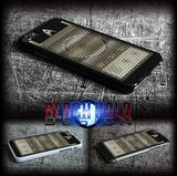 (NEW) STAR TREK COMMUNICATOR ★ CASE/COVER FOR  APPLE IPHONE 4,4S,5,5S,5C,6 & 6 PLUS - Black Halo Design  - 6