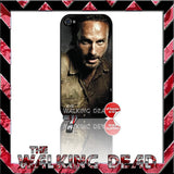 ★ THE WALKING DEAD ★ COVER/CASE FOR APPLE IPHONE 4/4S - Black Halo Design  - 6