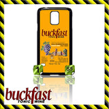 ★ BUCKFAST ★ COVER/CASE FOR SAMSUNG GALAXY S5/SV/I9600 (TONIC WINE) - Black Halo Design  - 2