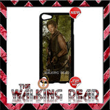 CHOICE OF THE WALKING DEAD CASE/COVER FOR APPLE IPOD TOUCH 5/5G/5TH GENERATION - Black Halo Design  - 3