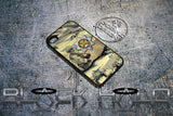 THE IRISH GUARDS COVER/CASE FOR APPLE IPHONE 4/4S IN SUPPORT OF HELP FOR HEROES - Black Halo Design  - 4